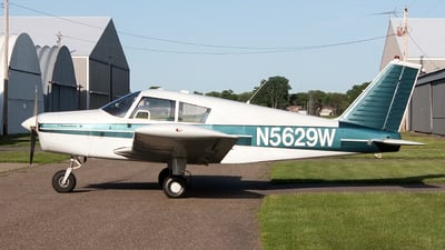 N5629W - PA-28-160 Cherokee B - Private