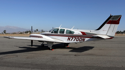 N7700N - Beechcraft 95-B55 Baron - Private