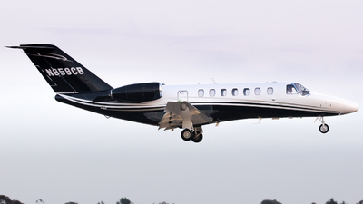 N858CB - Cessna 525B CitationJet 3+ - Private
