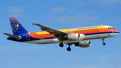 6Y-JAI - Airbus A320-214 - Air Jamaica