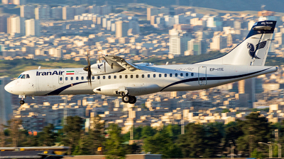 A picture of EPITE - ATR 72600 - Iran Air - © Mohammad Rozve