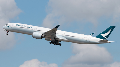 A picture of BLXD - Airbus A3501041 - Cathay Pacific - © Frankie A Said