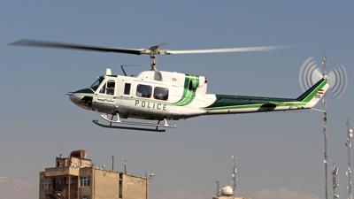 1911 - Bell 212 - Iran - Police Aviation