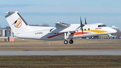 A picture of CFODL - De Havilland Canada Dash 8100 - Air Creebec - © RZ