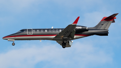 OY-GIC - Bombardier Learjet 45 - Flexflight