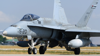 C.15-33 - McDonnell Douglas EF-18M Hornet - Spain - Air Force