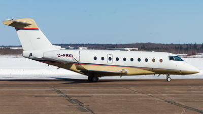 C-FRKI - Gulfstream G280 - Private