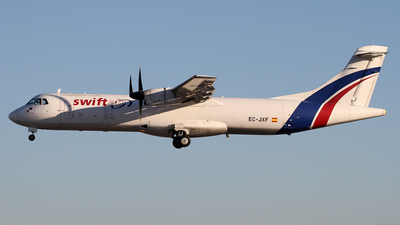 EC-JXF - ATR 72-211(F) - Swiftair