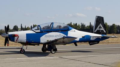 036 - Raytheon T-6A Texan II - Greece - Air Force