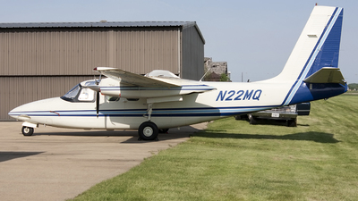 N22MQ - Aero Commander 500B - Private