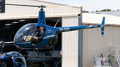 VH-EMX - Robinson R22 Beta II - Air T&G