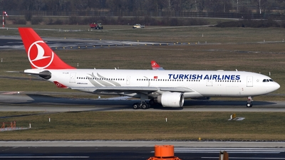 TC-LOH - Airbus A330-223 - Turkish Airlines