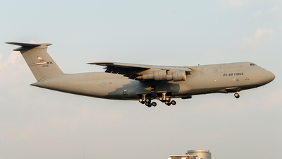 70-0456 - Lockheed C-5A Galaxy - United States - US Air Force (USAF)
