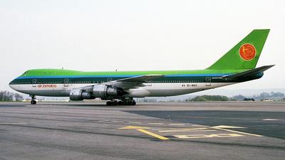 EI-BED - Boeing 747-130 - Air Jamaica