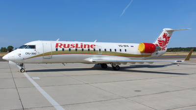 VQ-BFA - Bombardier CRJ-200ER - Rusline