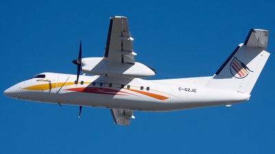 A picture of CGZJC - De Havilland Canada Dash 8100 - Air Creebec - © PAUL LINK