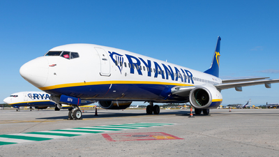 EI-EFG - Boeing 737-8AS - Ryanair