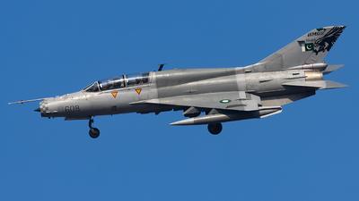 90-608 - Chengdu FT-7P - Pakistan - Air Force