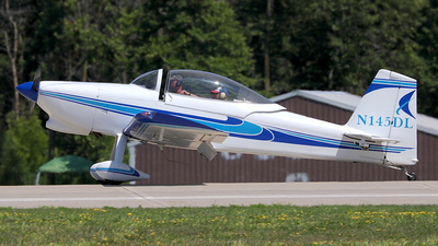 A picture of N145DL - Van's RV8 - [81286] - © Eric Page Lu