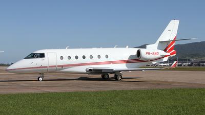 PR-BBD - Gulfstream G200 - Banco Bradesco