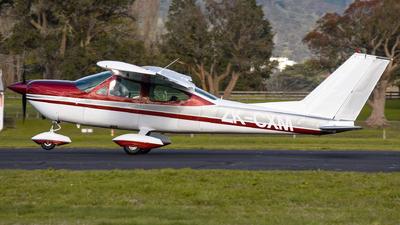 ZK-CXM - Cessna 177B Cardinal - Private