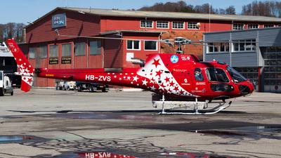 HB-ZVS - Aérospatiale AS 350B3 Ecureuil - Air Zermatt