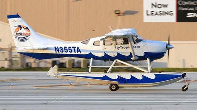 N355TA - Cessna U206F Stationair - Tropic Ocean Airways