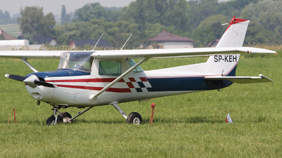 SP-KEH - Cessna A152 Aerobat - Private
