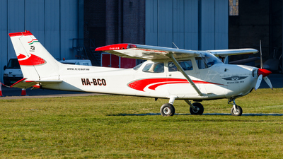 HA-BCO - Reims-Cessna F172M Skyhawk - Fly Coop