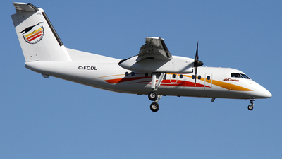 A picture of CFODL - De Havilland Canada Dash 8100 - Air Creebec - © Daniel Lapierre Forget