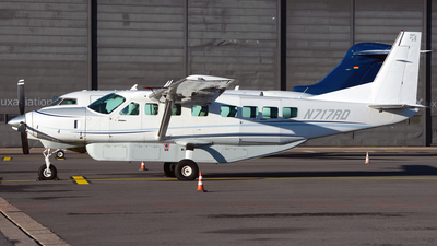 N717RD - Cessna 208B Grand Caravan - Private