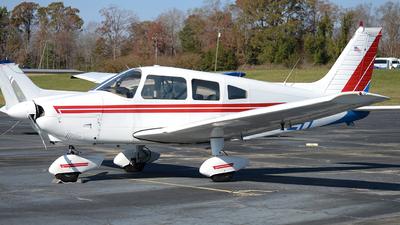 N1242H - Piper PA-28-181 Archer - Private