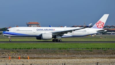 B-18905 - Airbus A350-941 - China Airlines