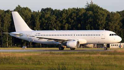 LZ-MDO - Airbus A320-214 - Air Via