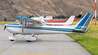 A picture of CGXBG - Cessna 150M - [15078288] - © Santiago Arias