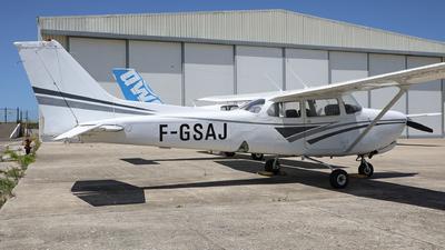 F-GSAJ - Cessna 172RG Cutlass RG - Private
