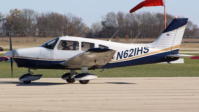 N621HS - Piper PA-28-151 Cherokee Warrior - Blue Skies Flying Services
