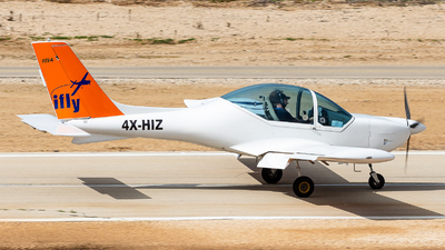 4X-HIZ - Fly Synthesis Texan TC - Private