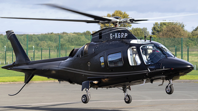 G-KGRP - Agusta-Westland AW-109E Power Elite - Private
