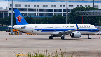 B-1091 - Airbus A321-271N - China Southern Airlines