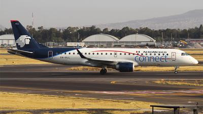 XA-ALL - Embraer 190-100LR - Aeroméxico Connect