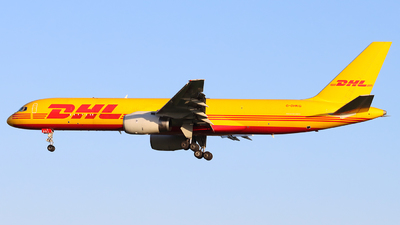 A picture of GDHKG - Boeing 757236(SF) - DHL - © Joost Alexander