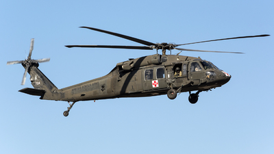 96-26724 - Sikorsky H-60L Blackhawk - United States - US Army