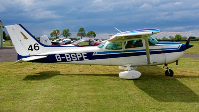 G-BSPE - Reims-Cessna F172P Skyhawk II - Private