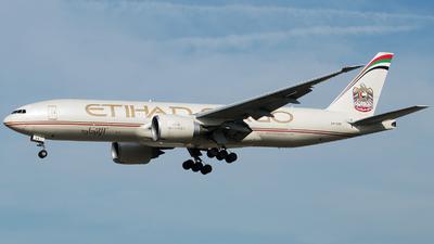 A6-DDA - Boeing 777-FFX - Etihad Cargo