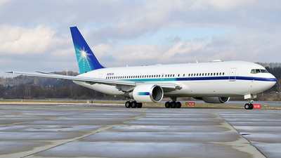 N767A - Boeing 767-2AX(ER) - Saudi Aramco Aviation