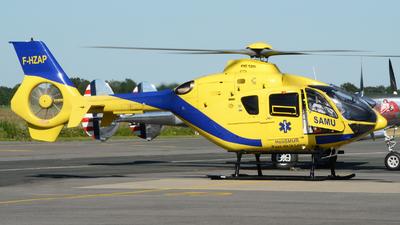 F-HZAP - Eurocopter EC 135P2+ - Babcock MCS France