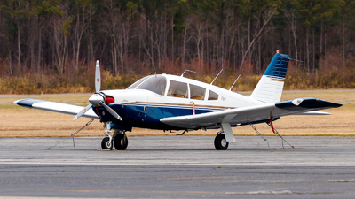 N7674J - Piper PA-28R-180 Cherokee Arrow - Curtis Eads Flight School