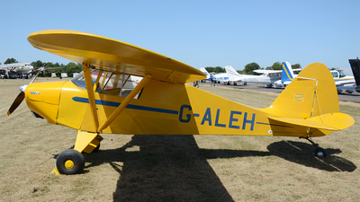 A picture of GALEH - Piper PA17 - [1787] - © James Mepsted