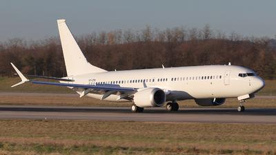 VP-CMA - Boeing 737-8 MAX BBJ - Private